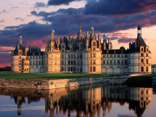 Loire Valley Castles Tour <br/>(Full Day)