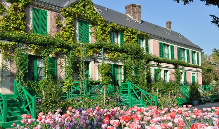 Giverny Monet's House