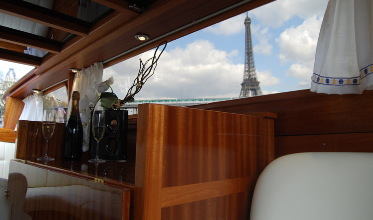 Inside the Luxury Private Boat