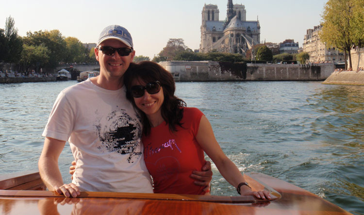 Private Luxury Boat Cruise on the Seine River