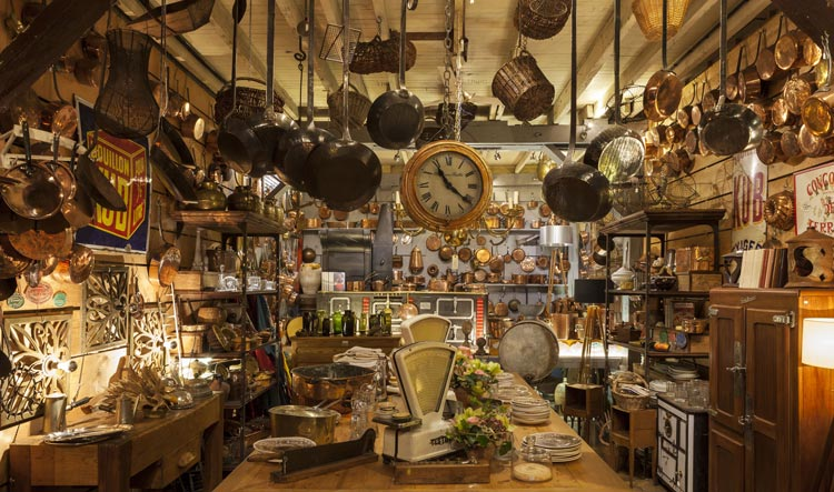 3-Hour Paris Flea Market Tour| Unique Paris Private Tours