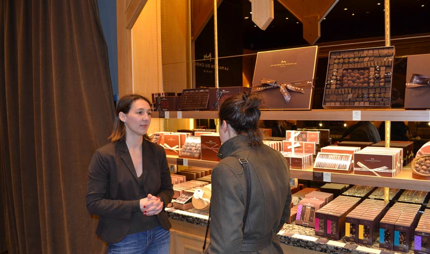 Private Chocolate Tour at La Maison du Chocolat