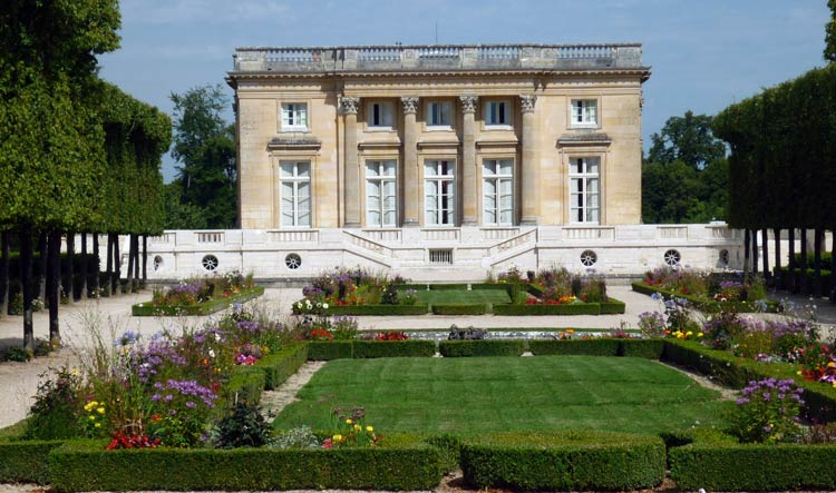 Petit Trianon at Versailles